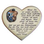 Herz mit Spruch als Heiratsantrag