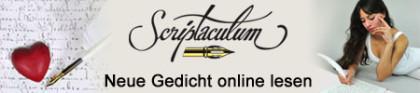 Gedichte zu allen Anlässen und Themen kostenlos online lesen im Scriptaculum